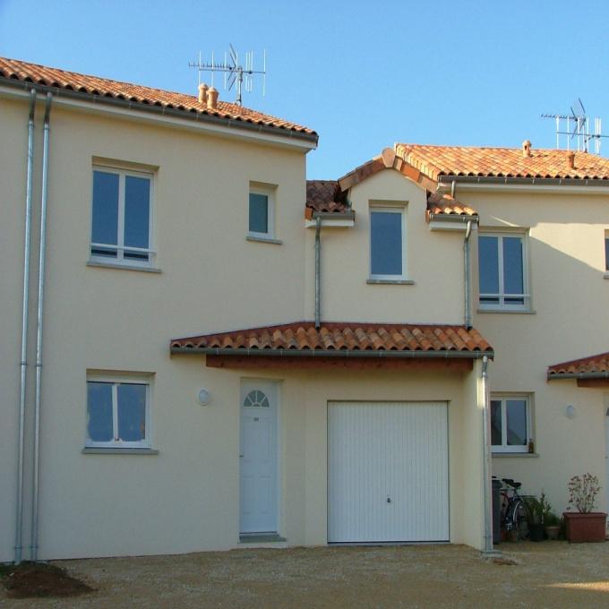 Offres de location Maison Ligugé (86240)