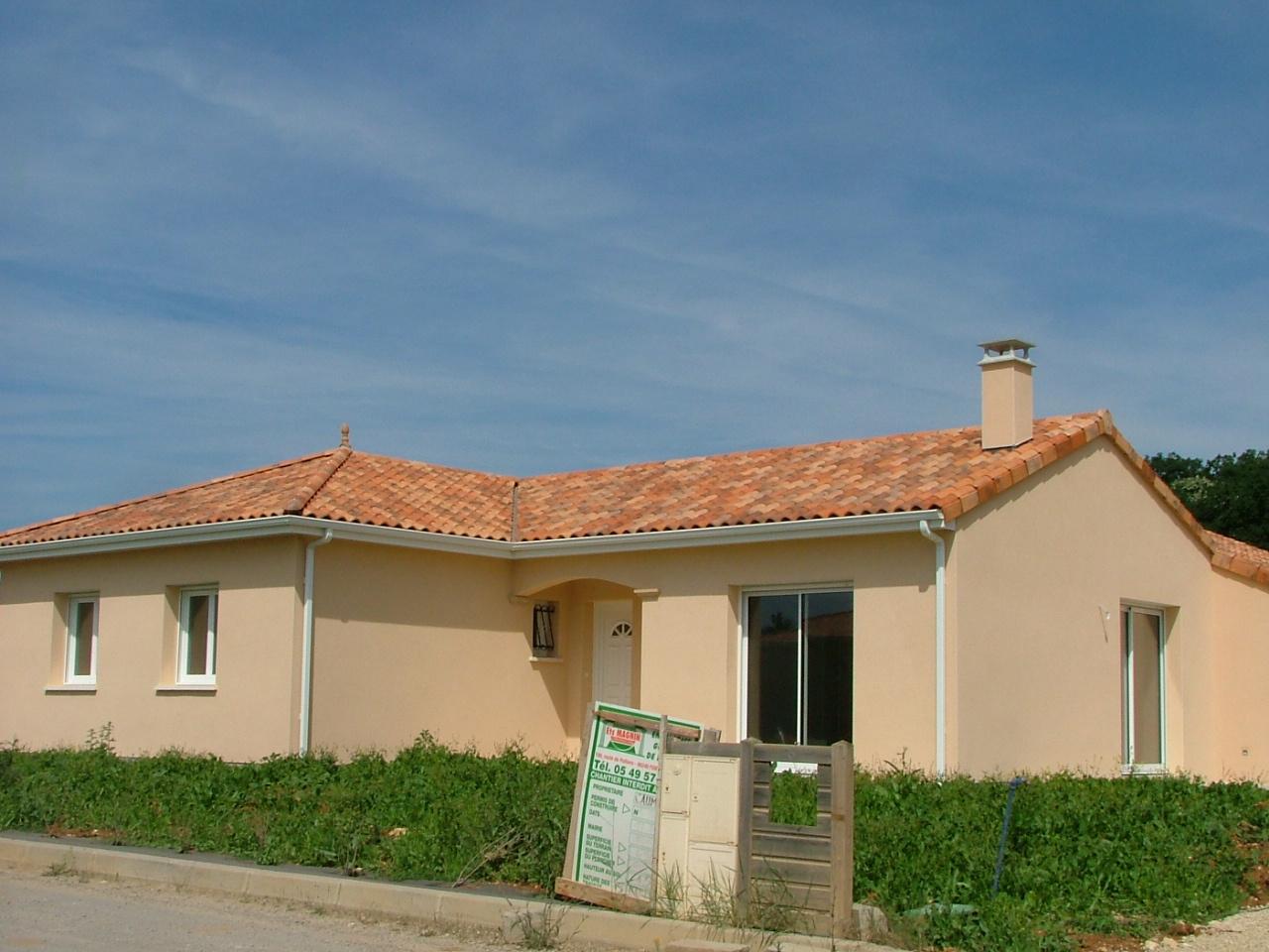 Offres de location Maison Pouzioux la jarrie (86580)