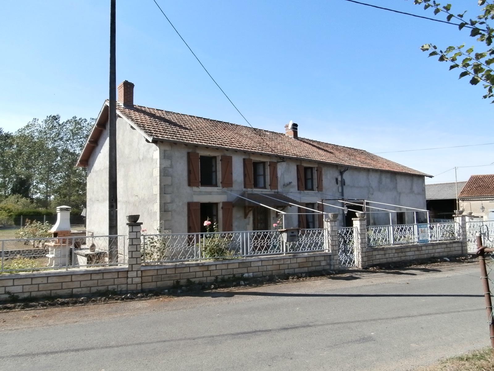 Offres de vente Maison Adriers (86430)